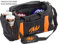 Motiv Deluxe Double Tote Bowling Bags