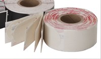 "Master Insert Tape 1"" White Textured"