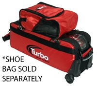 Turbo 3 Ball Travel Tote/Roller Bowling Bags