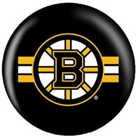 OnTheBallBowling NHL Boston Bruins Bowling Balls