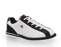 3G Kicks Unisex Black/White