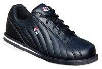 3G Kicks Unisex Black Bowling Shoes