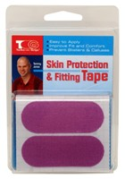 Turbo 2-N-1 Grips Fitting Tape Purple PKG/30
