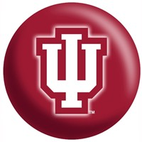 OnTheBallBowling University of Indiana Hoosiers Bowling Balls