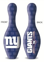OnTheBallBowling NFL New York Giants Bowling Pin