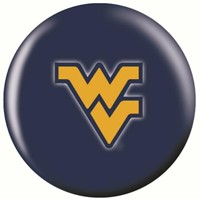 OnTheBallBowling West Virginia Mountaineers Bowling Balls