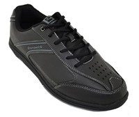 Brunswick Mens Flyer Black Bowling Shoes
