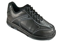 Brunswick Youth Flyer Black Bowling Shoes