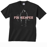 Exclusive bowling.com Pin Reaper T-Shirt