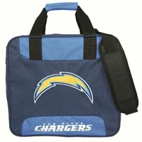 KR NFL Single Tote 2011 San Diego Chargers Bowling Bags