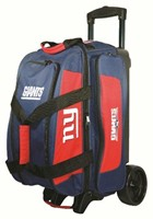 KR NFL 2 Ball Roller New York Giants Bowling Bags