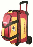 KR NFL 2 Ball Roller Washington Redskins Bowling Bags