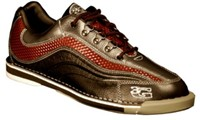 3G Mens Sport Ultra Black/Wine Right Hand Bowling Shoes