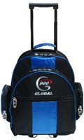 900Global Value 1 Ball Roller Blue/Black Bowling Bags