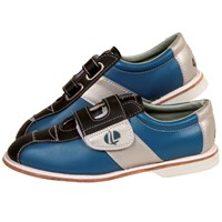 Linds Womens Monarch (with Straps) Rental Shoe Bowling Shoes