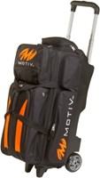 Motiv Deluxe Triple Roller Bowling Bags