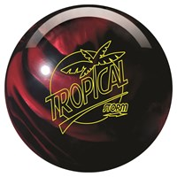 Storm Tropical Breeze Hybrid Black/Cherry Bowling Balls