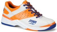 Storm Mens SP 702 White/Orange/Blue Right Hand Bowling Shoes