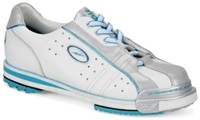 Storm Womens SP2 601 White/Silver/Teal RH or LH Bowling Shoes