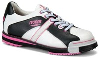 Storm Womens SP2 602 White/Black/Pink RH or LH Bowling Shoes
