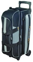 Storm Streamline 3 Ball Roller Black/Silver Bowling Bags