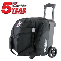 KR Cruiser Single Roller Black Bowling Bags