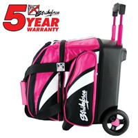 KR Cruiser Single Roller Pink/White/Black Bowling Bags