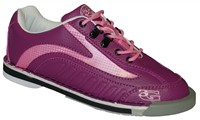 3G Womens Sport Classic Purple/Pink LH Bowling Shoes