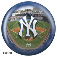 OnTheBallBowling New York Yankees Stadium Bowling Balls
