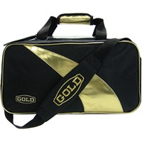 Elite Gold Double Tote Plus Bowling Bags
