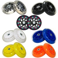 Elite Transparent Wheels