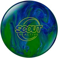 Columbia Scout/R Green/Blue Bowling Balls