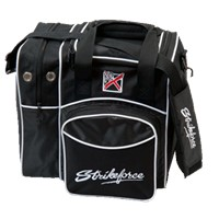 KR Flexx Single Tote Black Bowling Bags