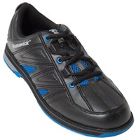 Brunswick Mens Warrior Royal Bowling Shoes