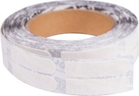 Powerhouse Premium 3/4'' White Tape 500 Roll