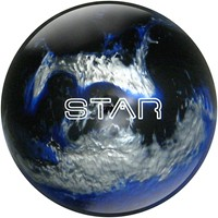 Elite Star Blue/Black/Silver Bowling Balls