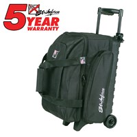 KR Eliminator 2 Ball Roller Black Bowling Bags