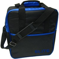 Elite Basic Blue Single Tote Bowling Bags