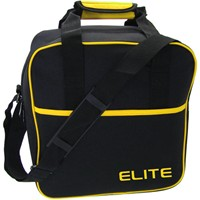 Elite Basic Yellow Single Tote Bowling Bags