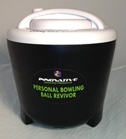 Innovative Personal Bowling Ball Revivor