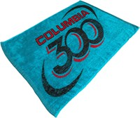 Columbia Teal Towel