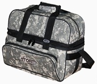 Storm 2 Ball Deluxe Tote Camo Bowling Bags
