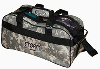 Storm 2 Ball Tote Camo Bowling Bags