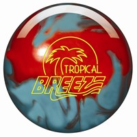 Storm Tropical Breeze Orange/Teal Bowling Balls
