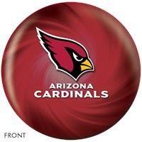 KR Arizona Cardinals NFL Ball Bowling Balls