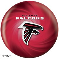 KR Atlanta Falcons NFL Ball Bowling Balls