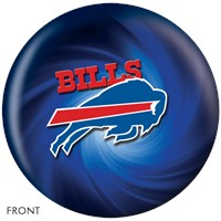 KR Buffalo Bills NFL Ball Bowling Balls