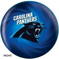 KR Carolina Panthers NFL Ball Bowling Balls
