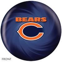 KR Chicago Bears NFL Ball Bowling Balls