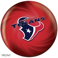KR Houston Texans NFL Ball Bowling Balls